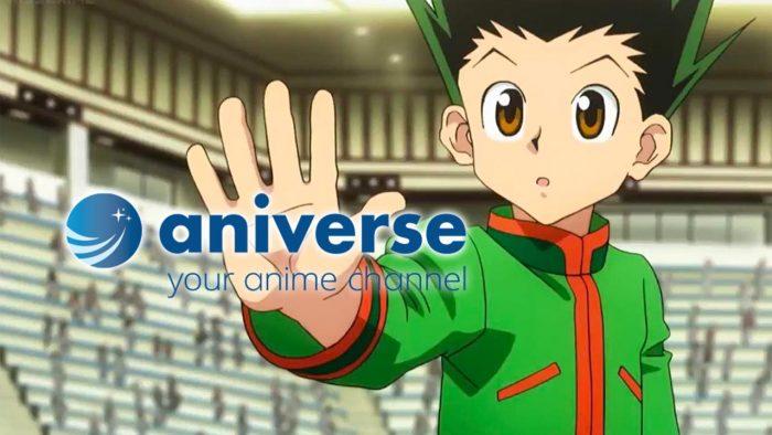 aniverse – Neuer Anime-Channel ab sofort verfügbar