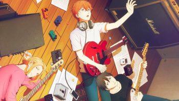 »Given« erscheint bei KAZÉ Anime auf Disc