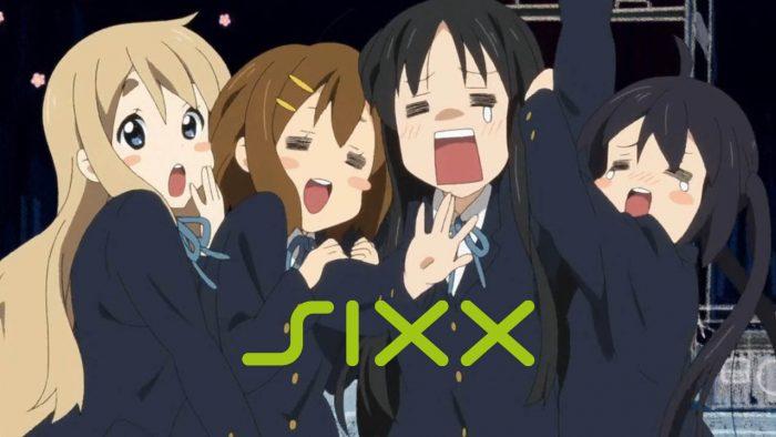 SIXX wieder mit Anime-Programm – »K-ON!« bald erneut im Free-TV