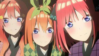 KAZÉ Anime veröffentlicht »The Quintessential Quintuplets« auf DVD & Blu-ray