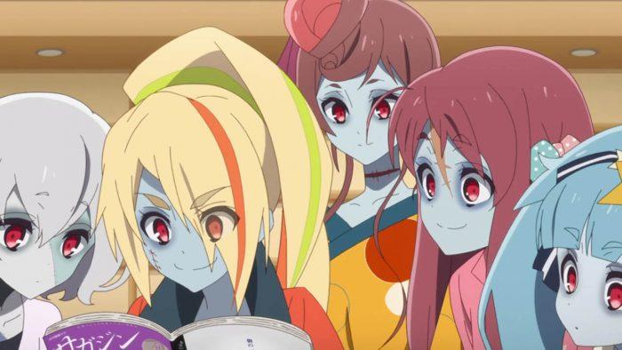 KAZÉ Anime veröffentlicht »Zombie Land Saga« auf Disc